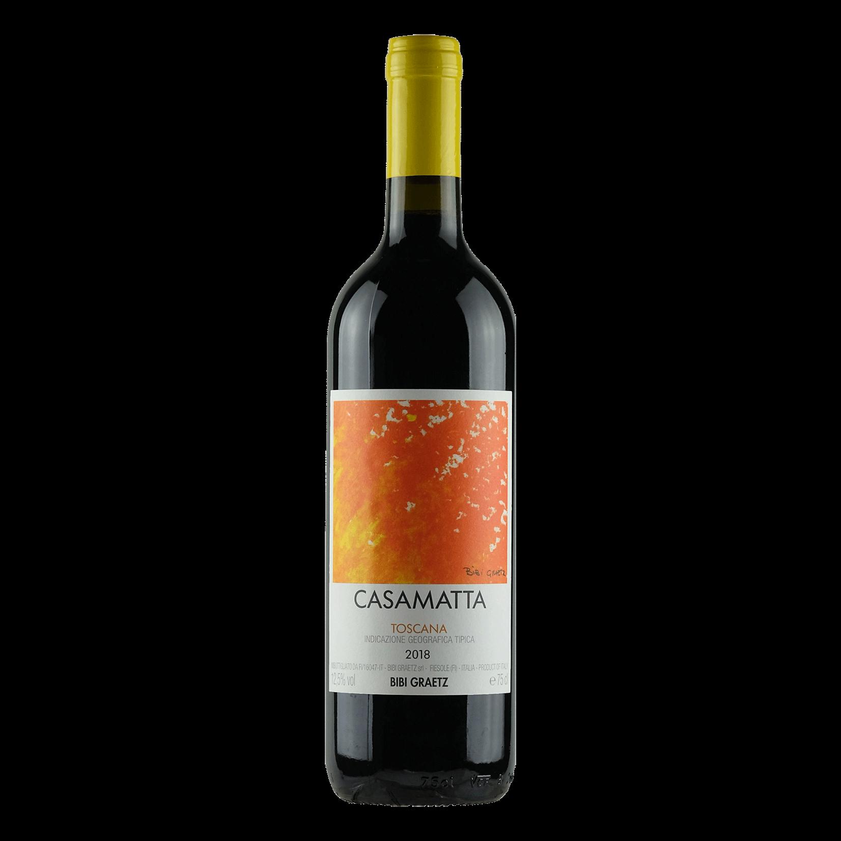 Wine Bibi Graetz Toscana Casamatta Sangiovese 2018