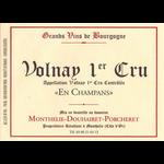 Wine Monthelie Douhairet Porcheret Volnay Premier Cru En Champans 2018