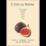 Wine Domaine de la Bastide Cotes du Rhone Figue Rose 2020