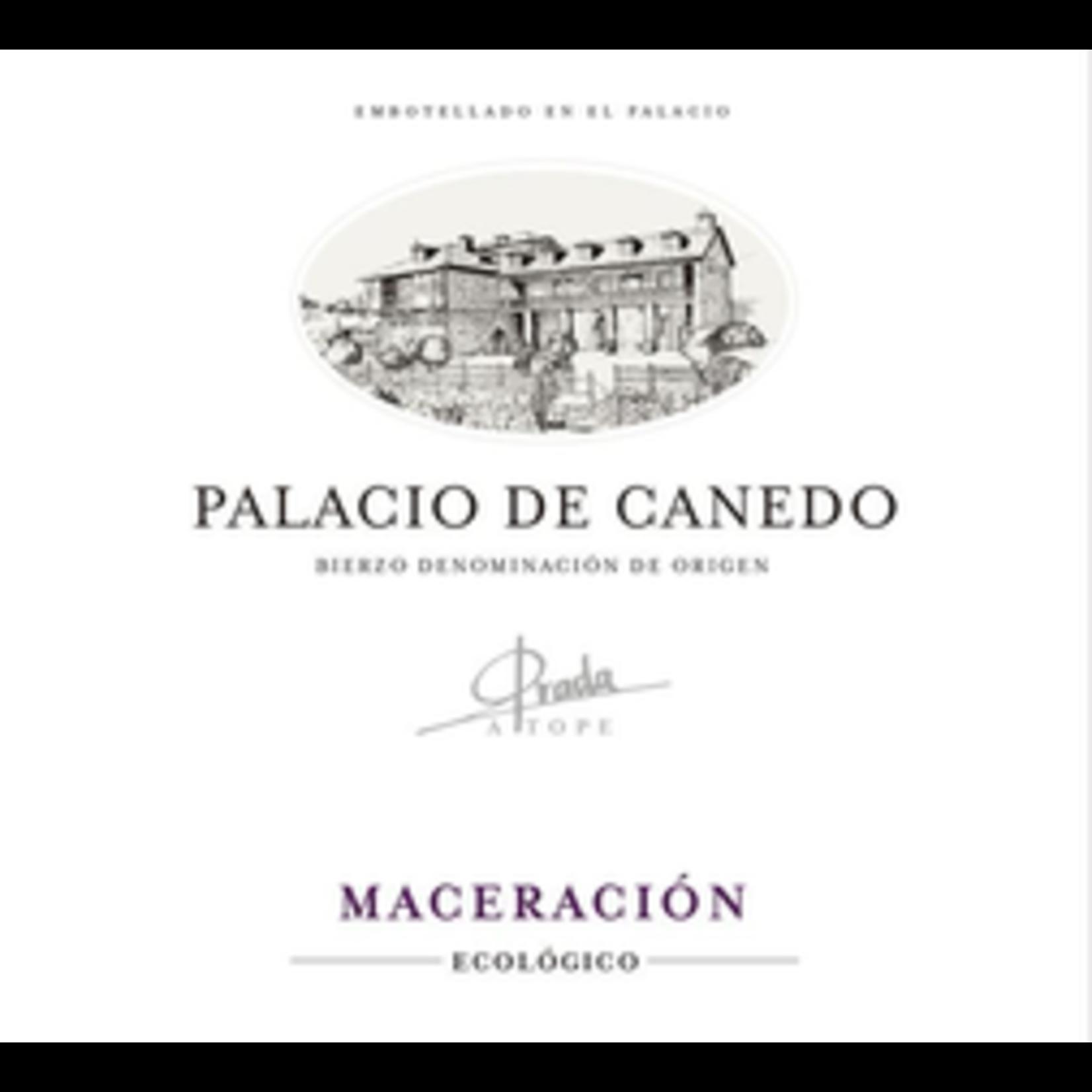 Wine Palacio de Canedo Bierzo Maceracion Mencia 2019