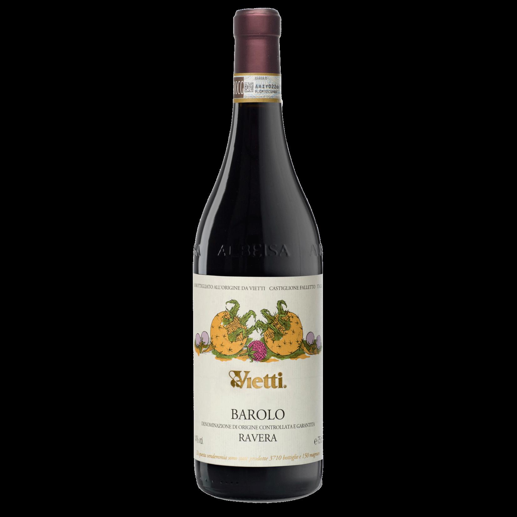 Wine Vietti Barolo Ravera 2017