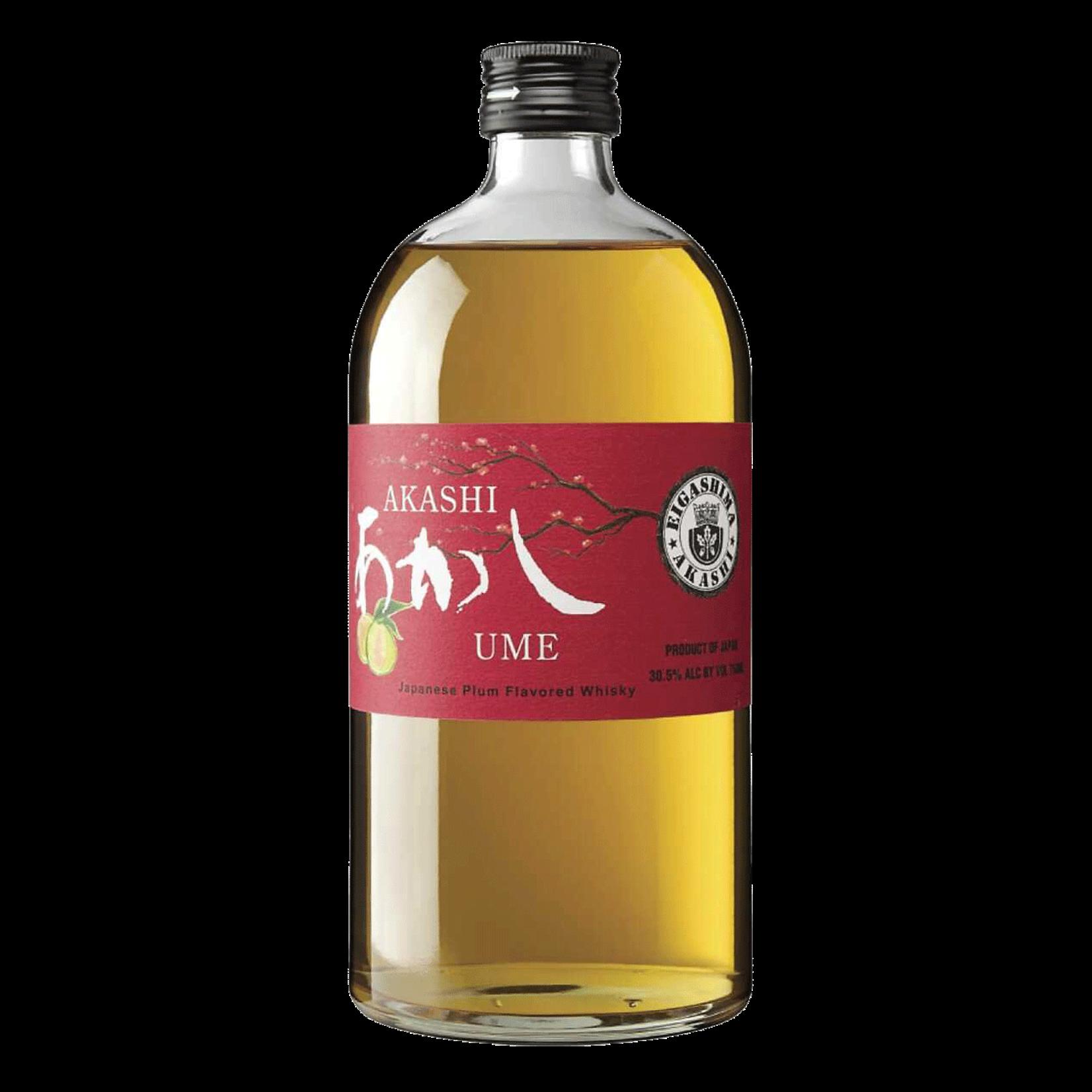 Spirits Akashi Ume Japanese Plum Flavored Whisky