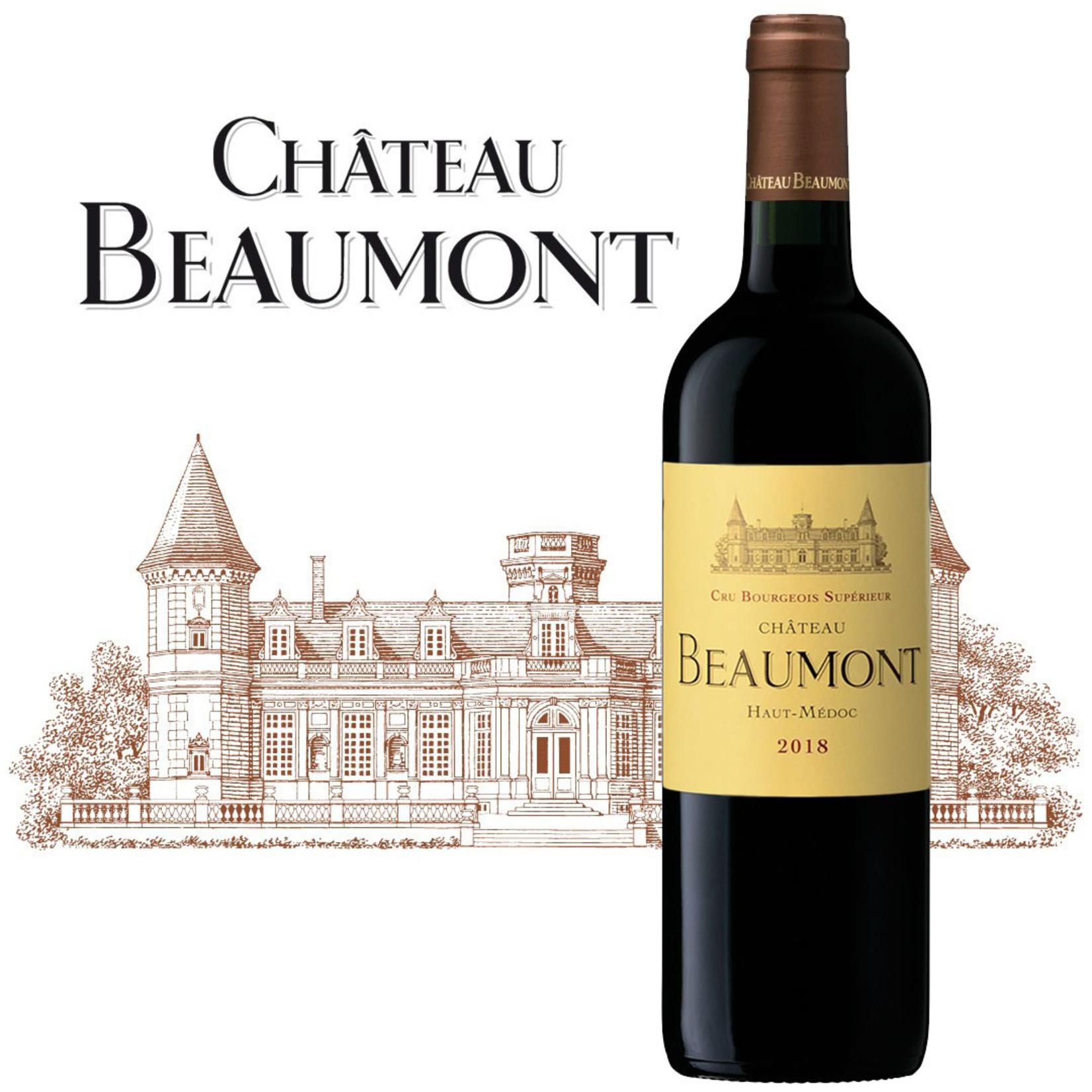 Wine Ch Beaumont 2018