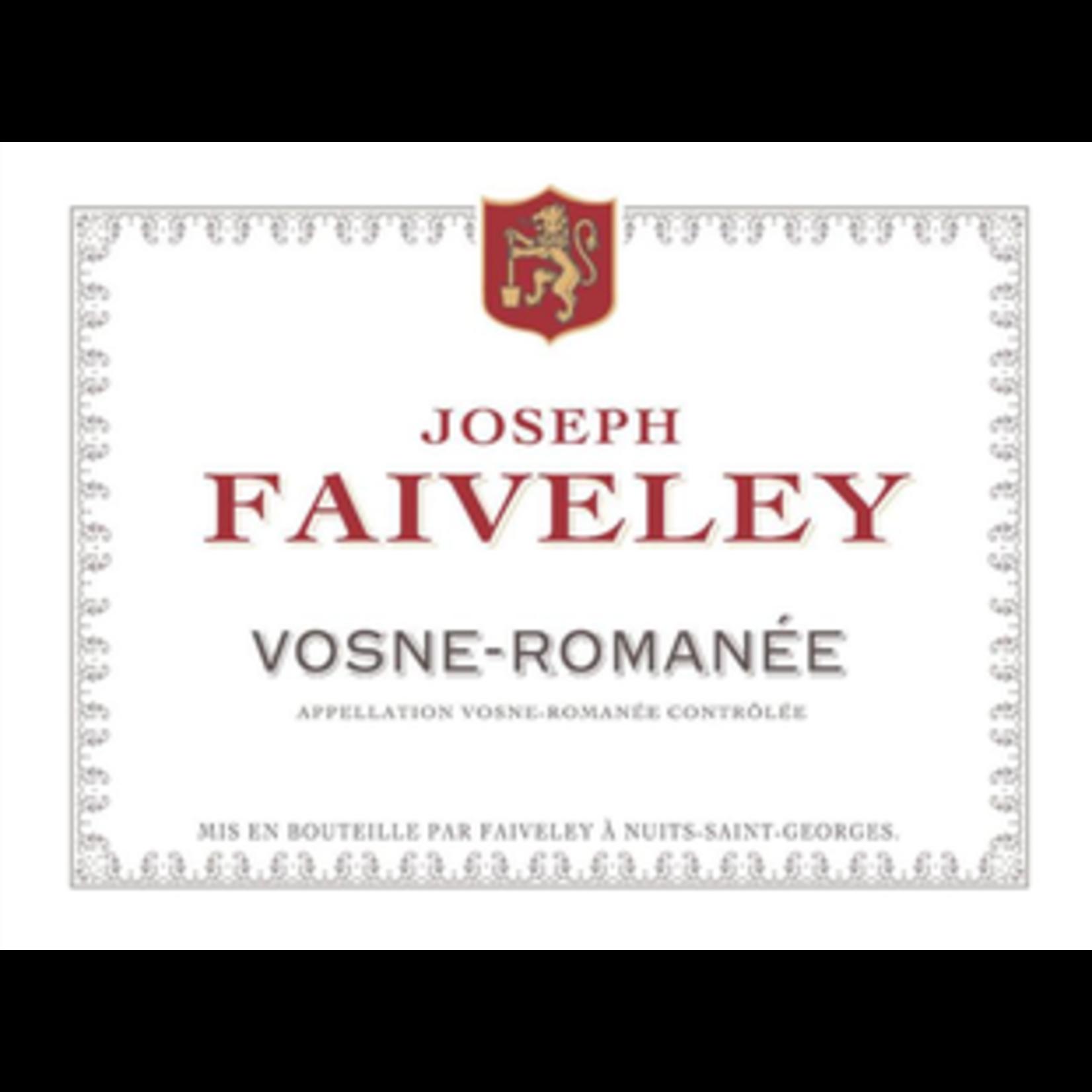 Wine Domaine Faiveley Vosne Romanee 2013