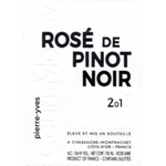Wine Pierre Yves Colin Morey Bourgogne Hautes Cotes de Beaune Rose de Pinot Nor