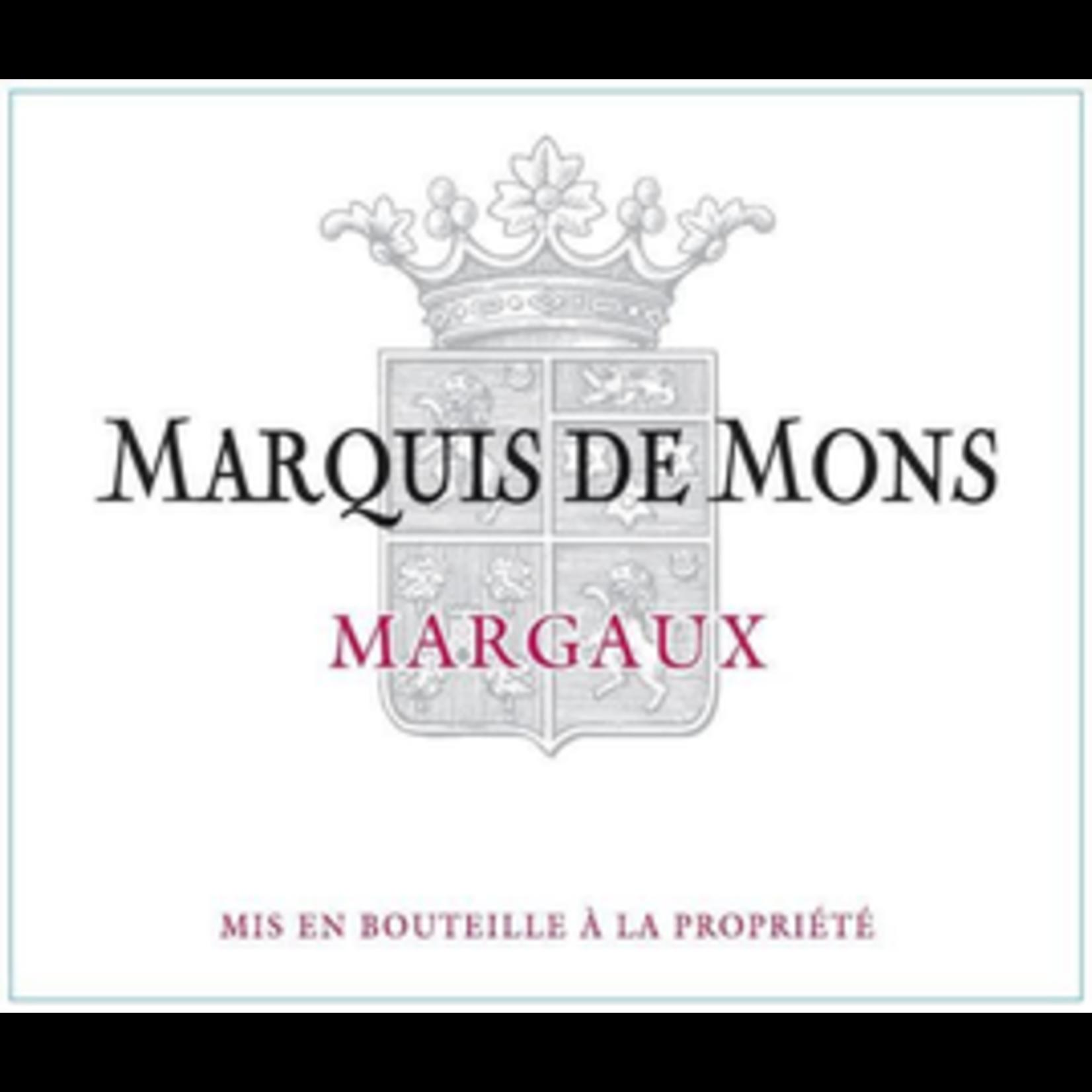 Wine Marquis De Mons Margaux 2017