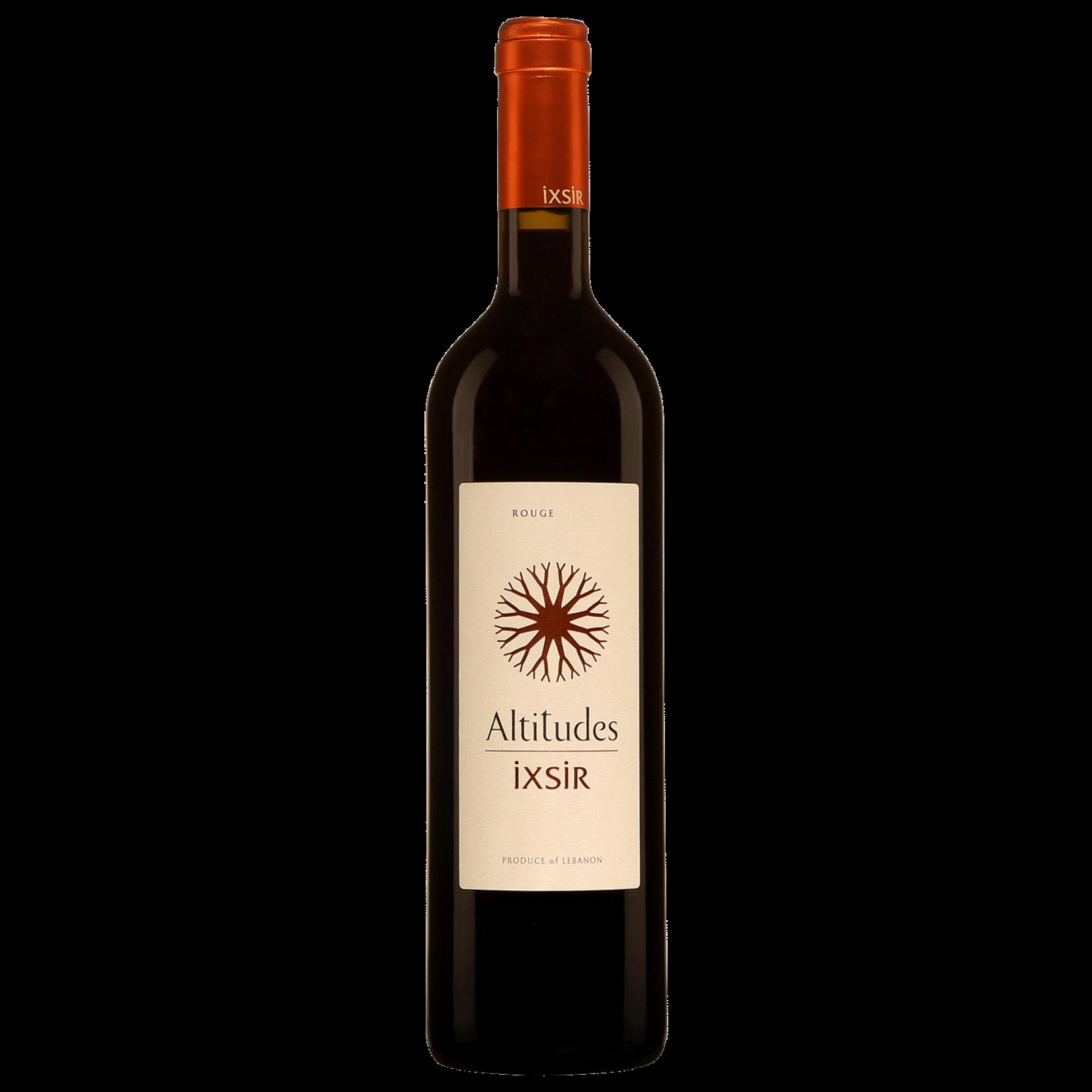 Wine Ixsir Altitudes Lebanon Red 2016