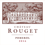 Wine Chateau Rouget Pomerol 2016