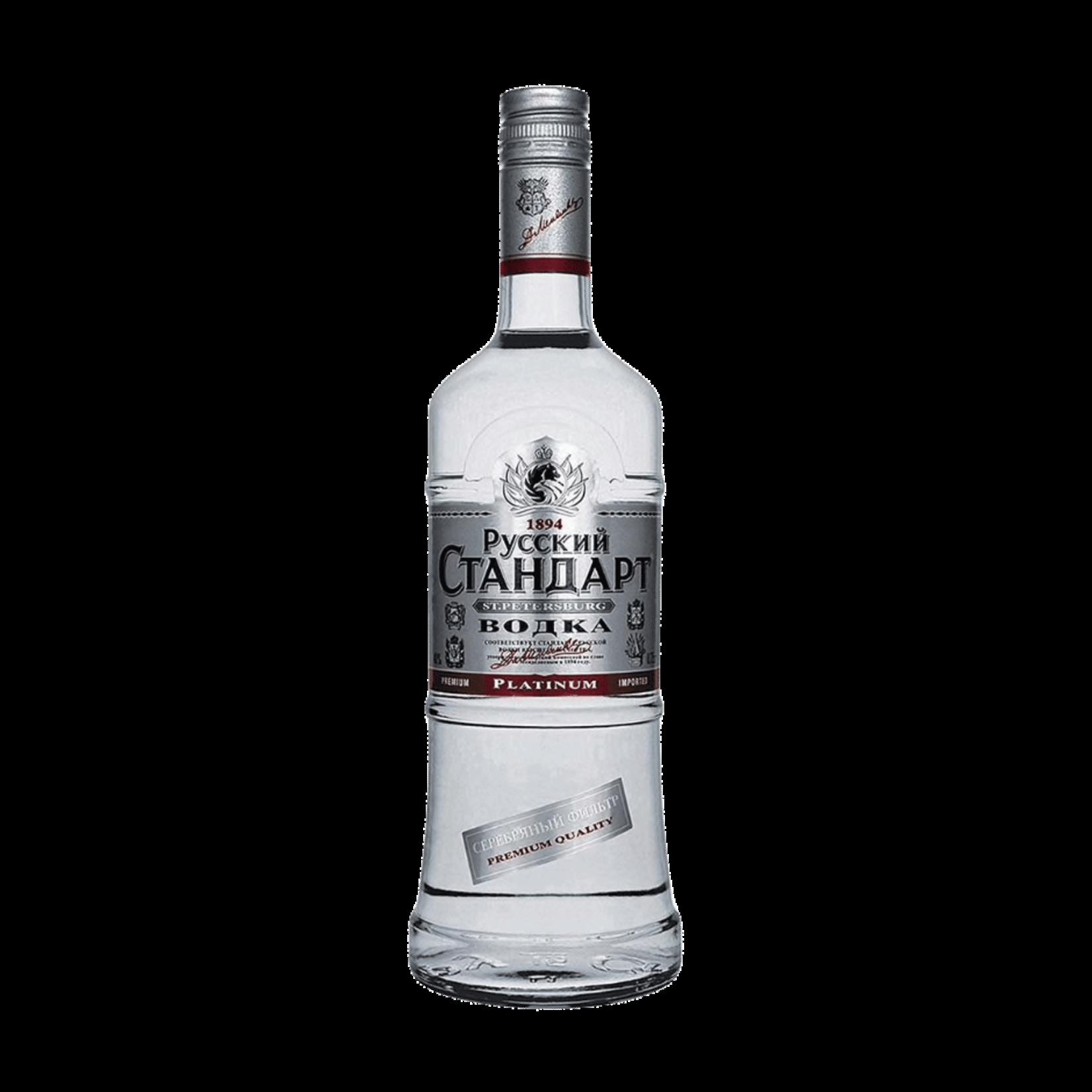 Spirits Russian Standard Platinum 1L