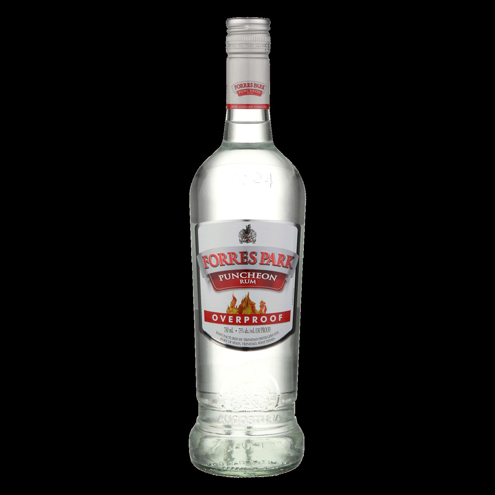 Spirits Angostura Forres Park Puncheon Overproof Rum 150 Proof