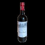 Wine Les Piliers de Maison Blanche Red Bordeaux 2016