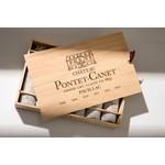 Wine 6-bottle-case Chateau Pontet Canet Vertical 2008-2013 owc