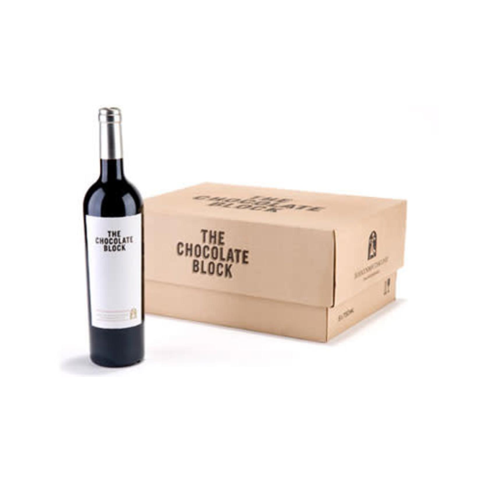 Wine The Chocolate Block 2019
