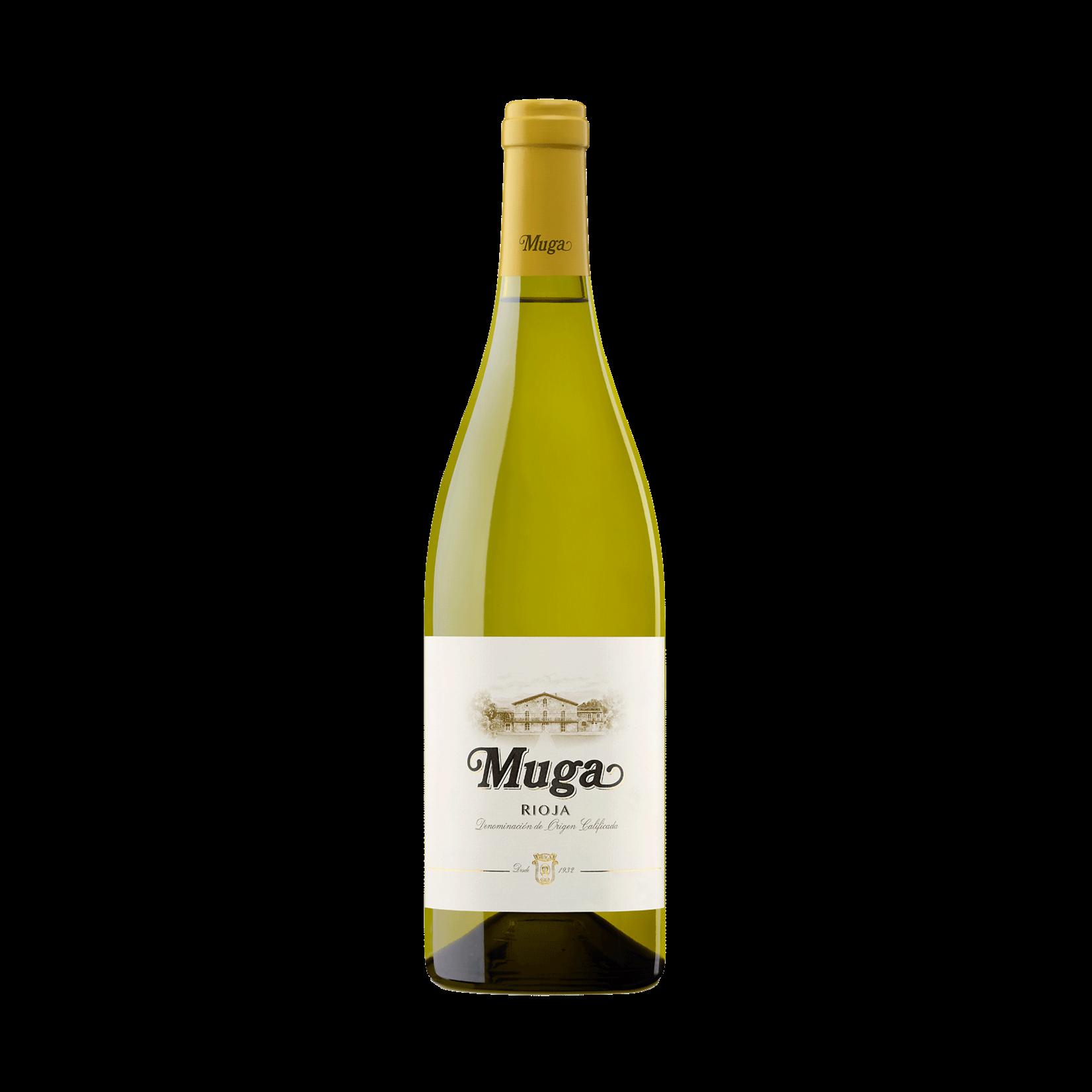 Wine Bodegas Muga Rioja Blanco White 2020