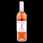 Wine Chateau Pradeaux Cotes de Provence Rose 2020