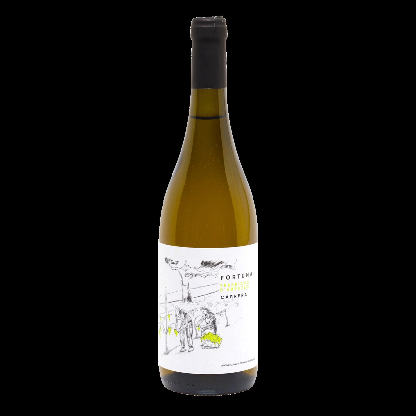 Wine Caprera Trebbiano d'Abruzzo DOC 2019