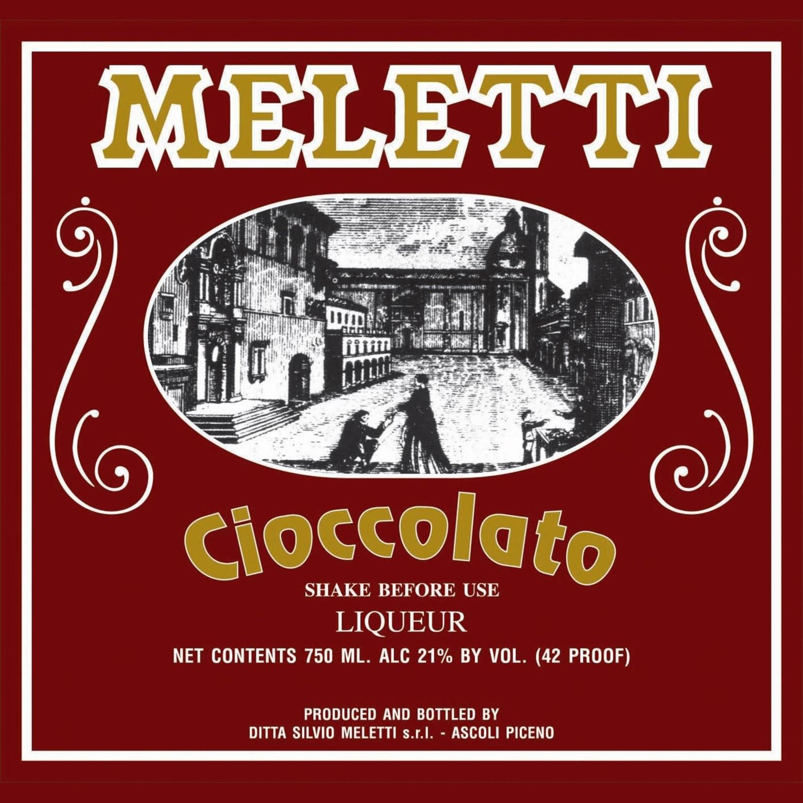 Spirits Meletti Cioccolato