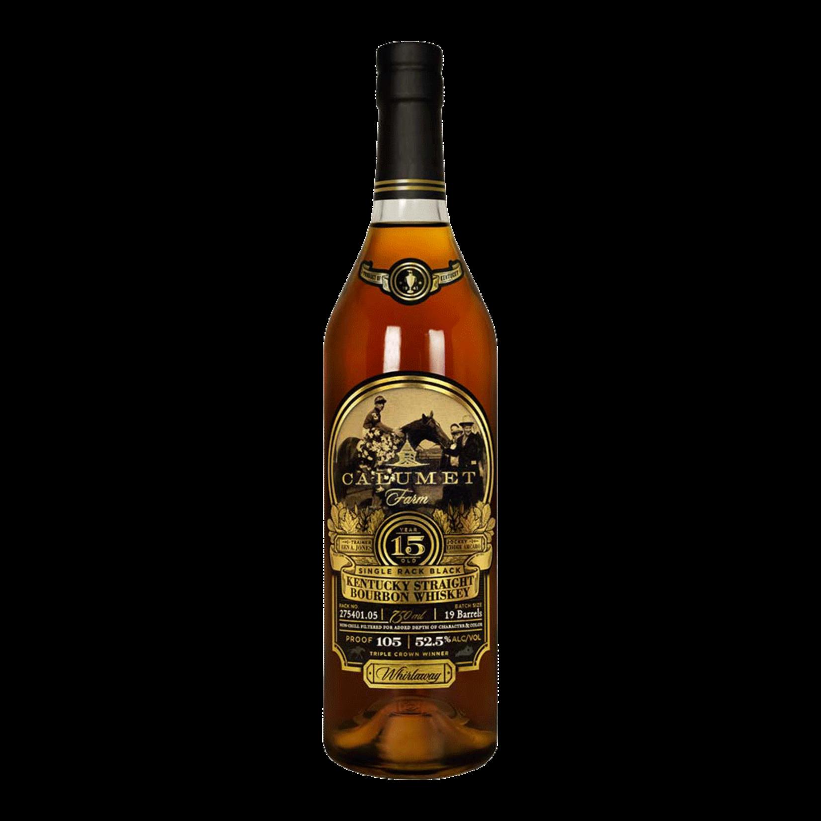 Spirits 105 Calumet 15 Year Bourbon
