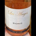 Wine Les Anges Rose de Loire