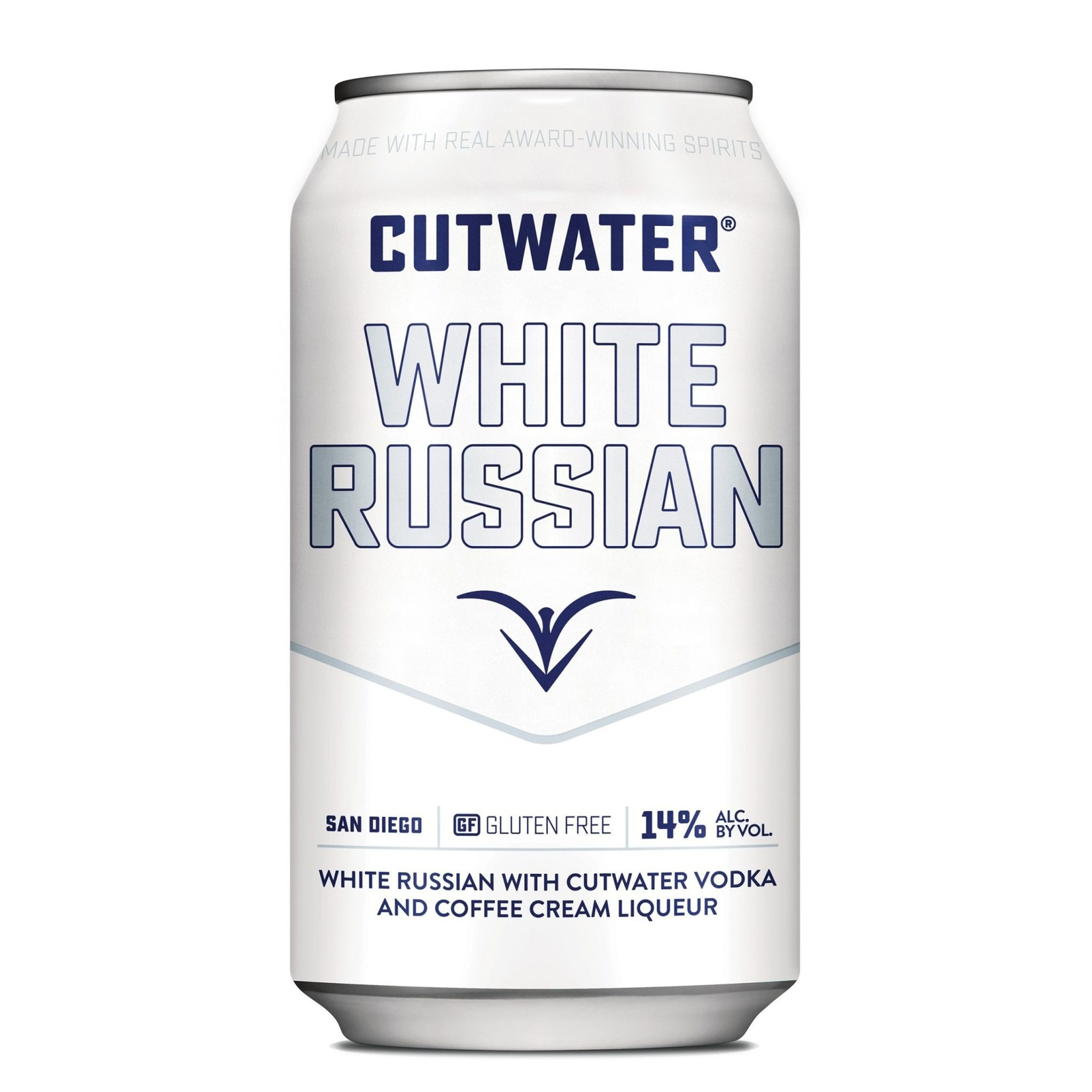 Spirits Cutwater White Russian Can 355ml