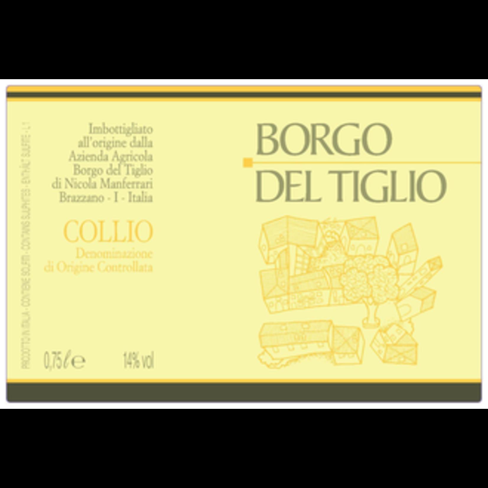 Wine Borgo del Tiglio Collio 2018