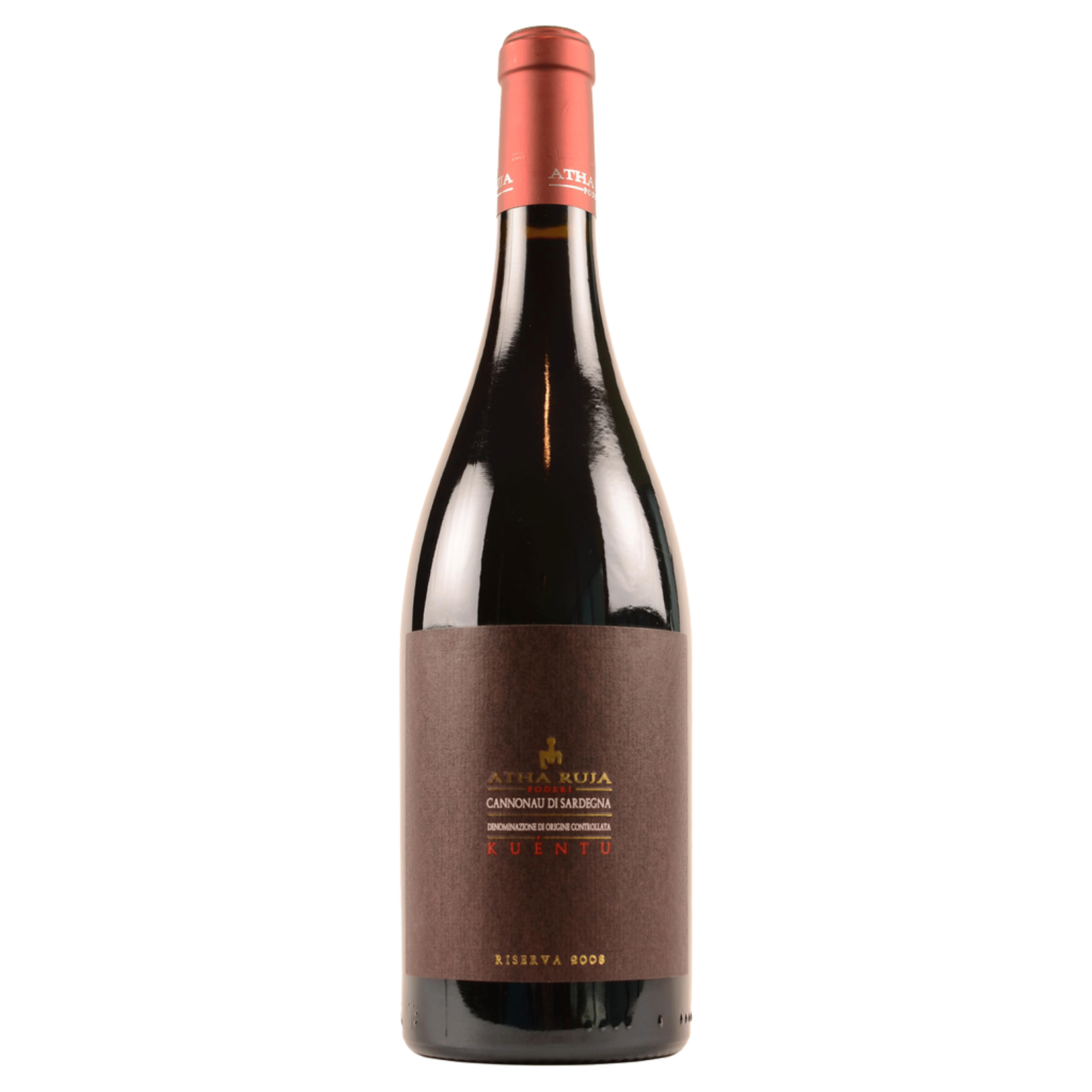Wine Atha Ruja Kuentu Cannonau di Sardegna Riserva