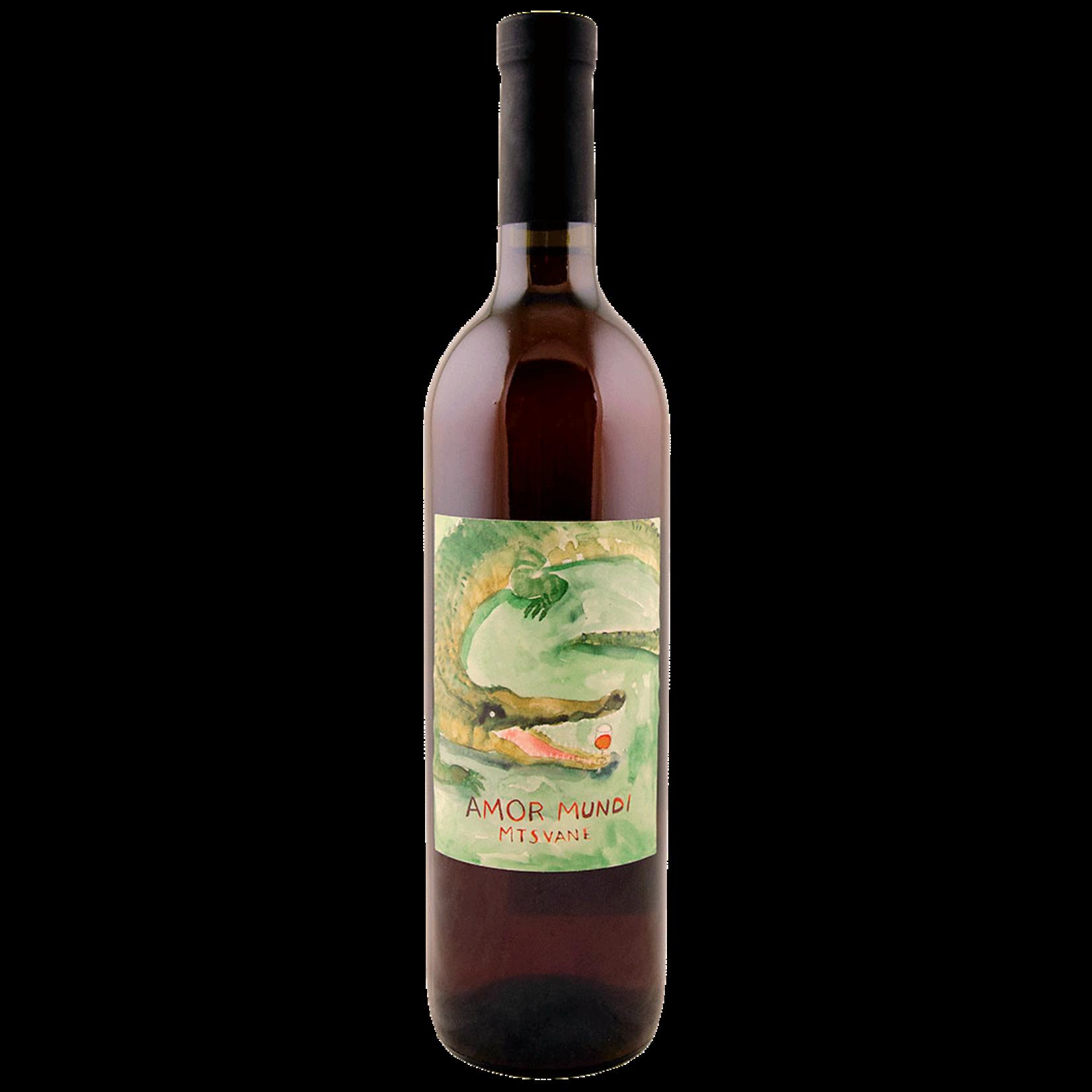 Wine Amor Mundi Mtsvane Georgian 2019