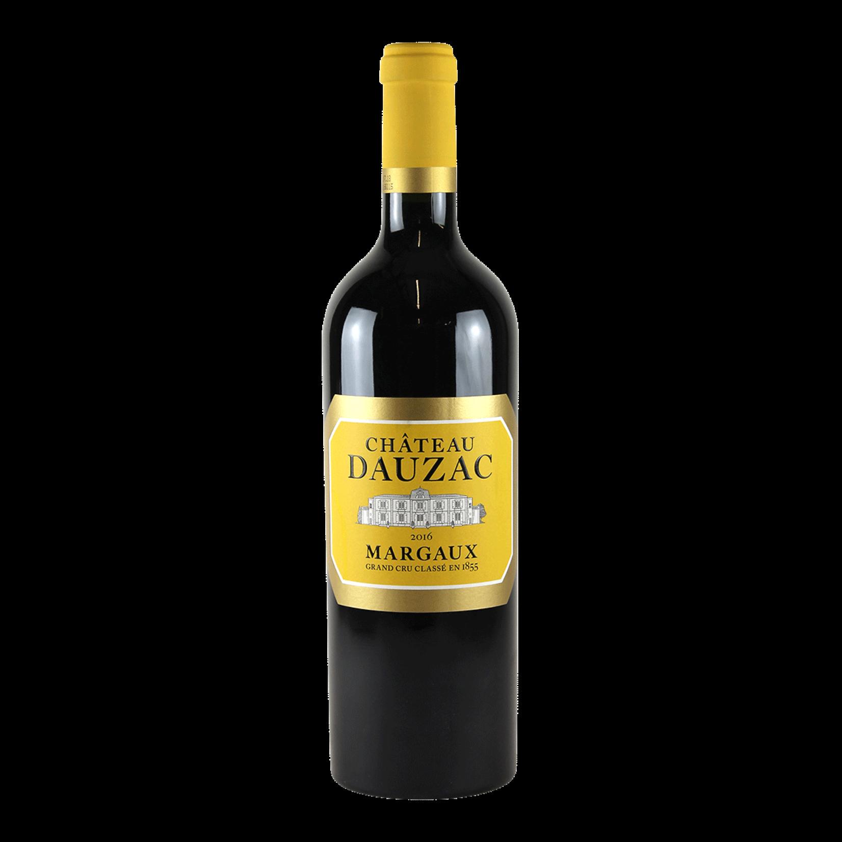 Wine Ch Dauzac 2016