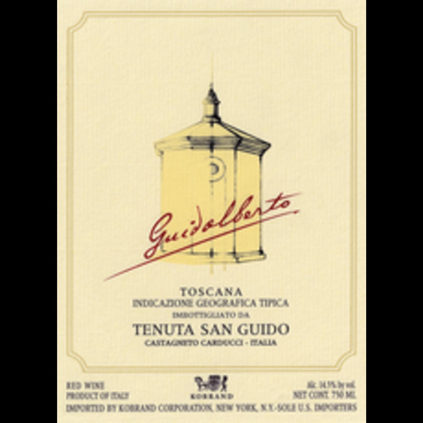 Wine Tenuta San Guido Guidalberto 2019