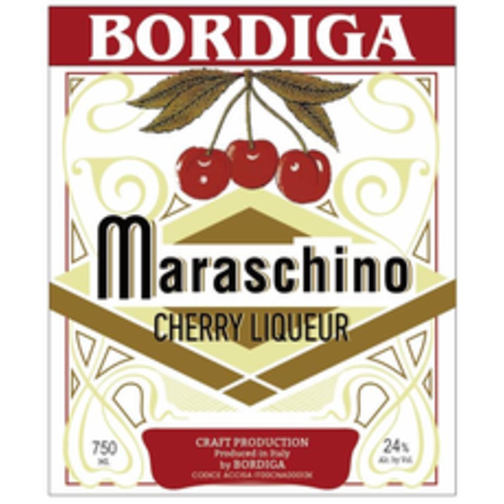 Spirits Bordiga Maraschino Cherry Liqueur