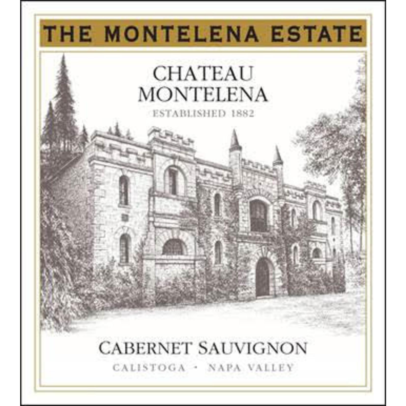 Wine Chateau Montelena Winery Estate Cabernet Sauvignon 2005