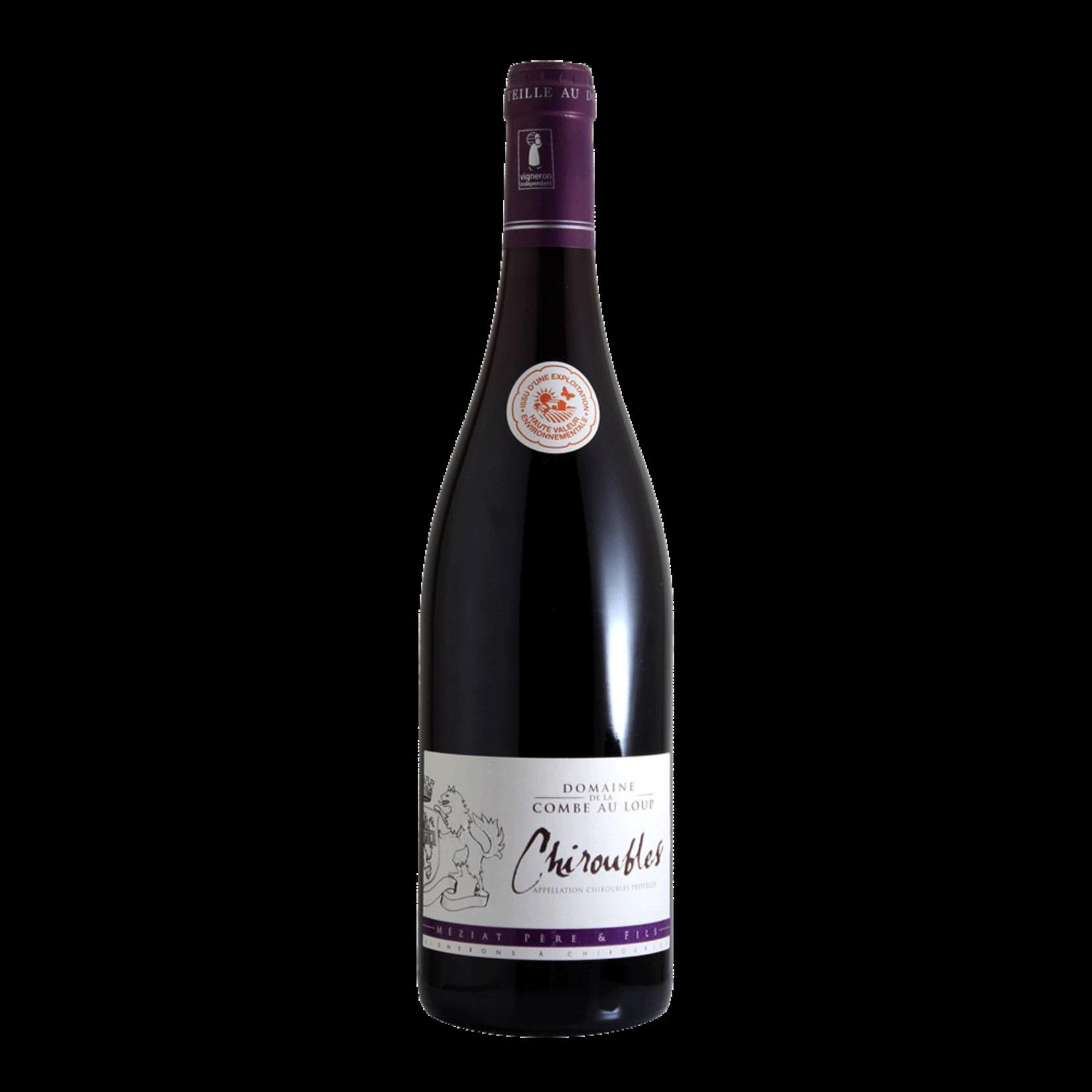 Wine Domaine de la Combe au Loup Chiroubles 2018