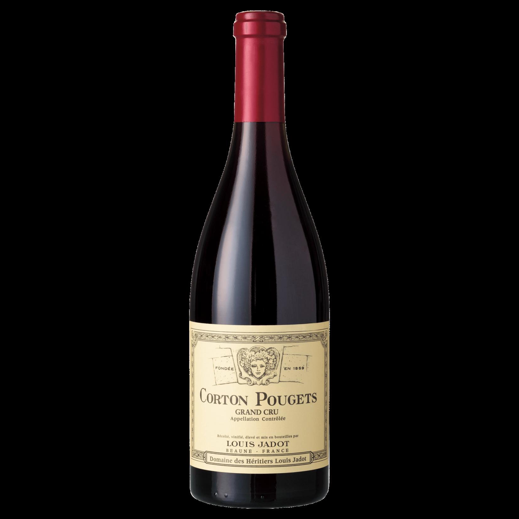 Wine Corton-Pougets Grand Cru, Domaine des Héritiers Louis Jadot 2019