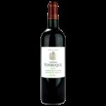 Wine Chateau Fonroque 2014
