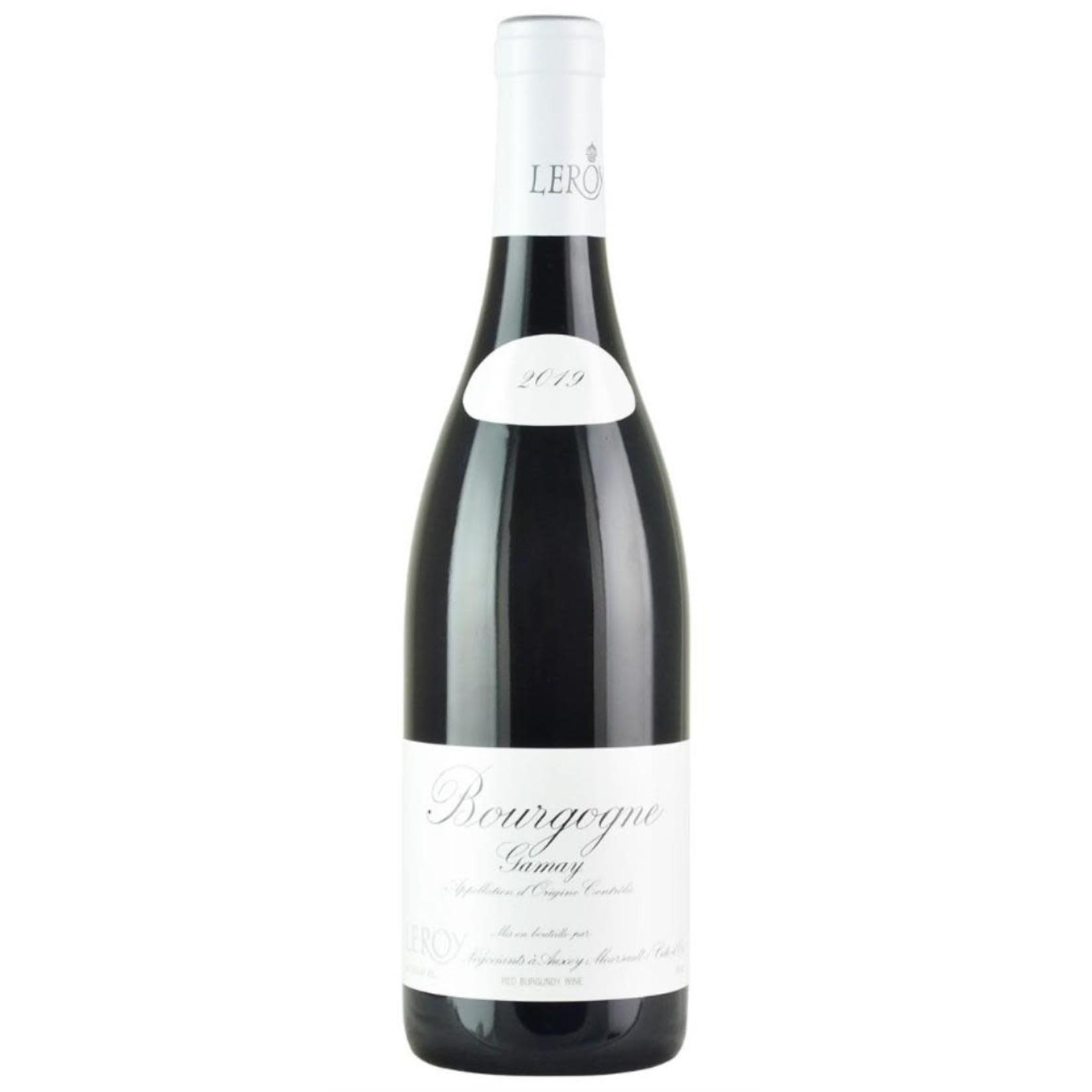 Wine Maison Leroy Bourgogne Gamay 2019