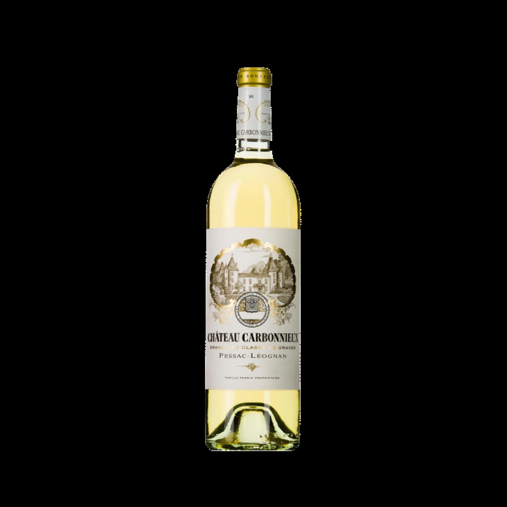 Wine Chateau Carbonnieux Blanc Pessac Leognan 2018