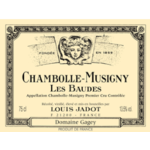 Chambolle-Musigny 1er Cru Les Baudes, Domaine Gagey 2019