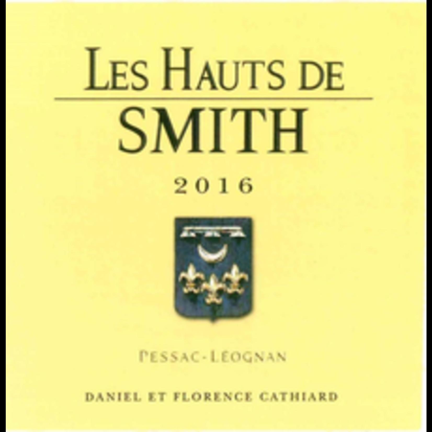 Wine Hauts de Smith 2015 375ml