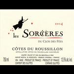 Wine Clos des Fees Les Sorcieres Blanc  2020