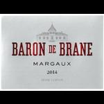 Wine Baron de Brane 2014 375ml