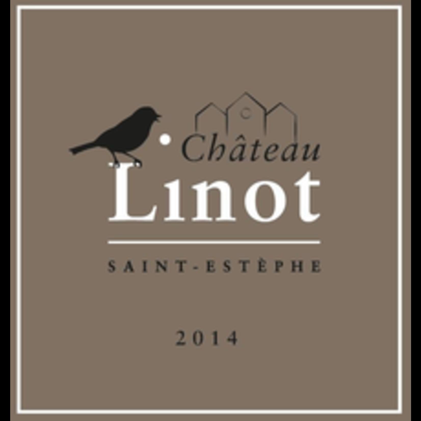 Wine Chateau Linot 2015