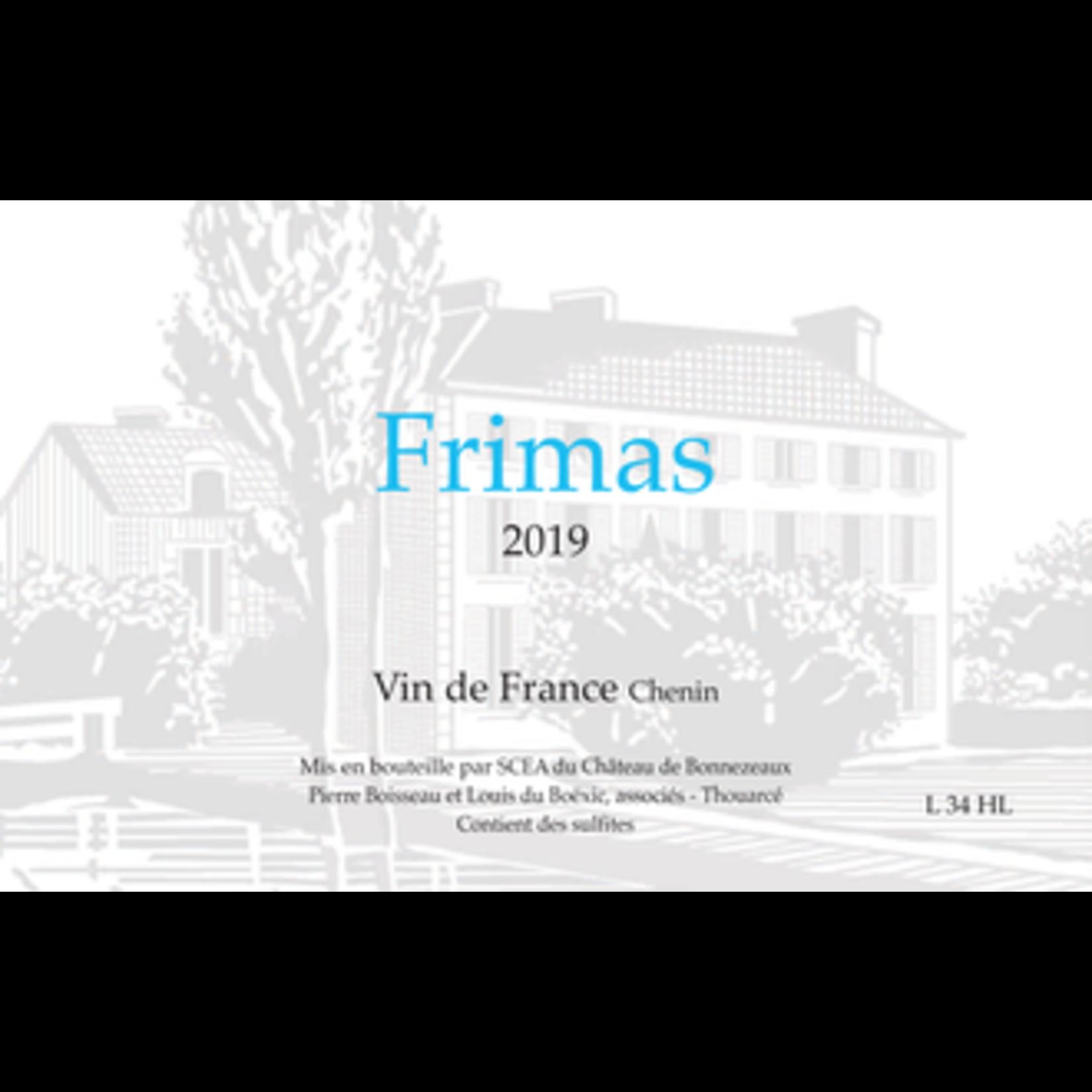 Wine Chateau De Bonnezeaux Frimas 2019
