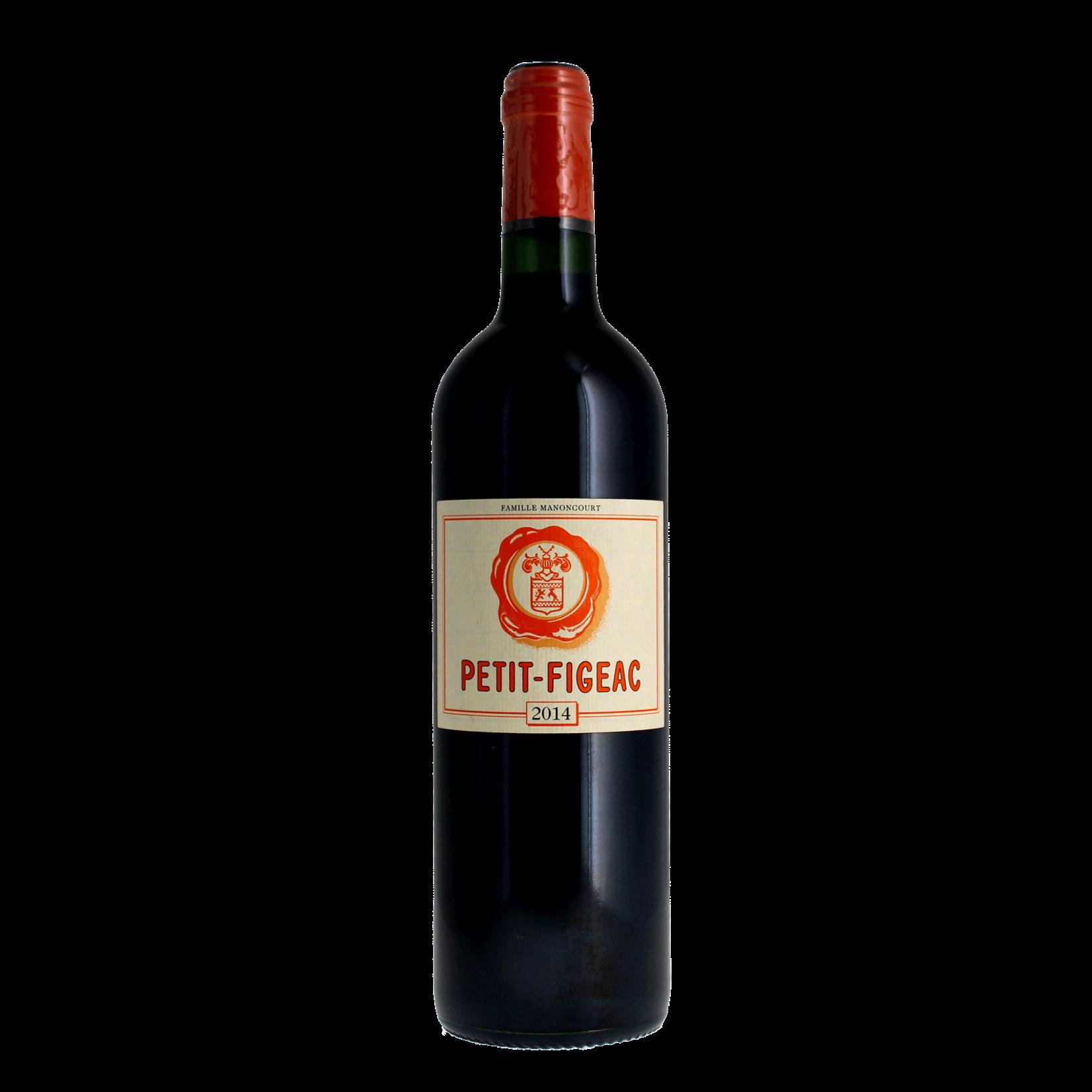 Wine Petit Figeac 2014