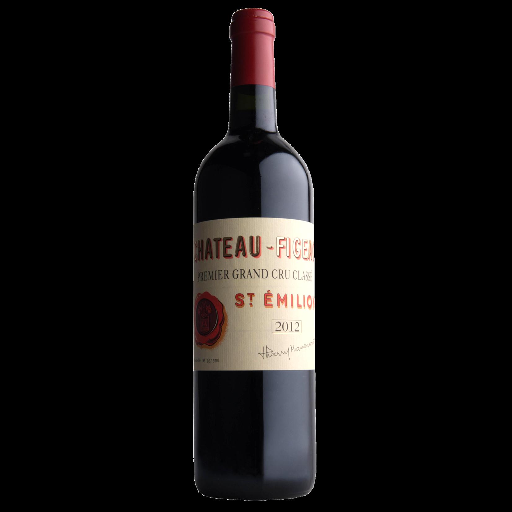 Wine Chateau Figeac 2012 1.5L