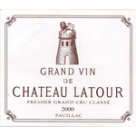 Wine Chateau Latour 2000