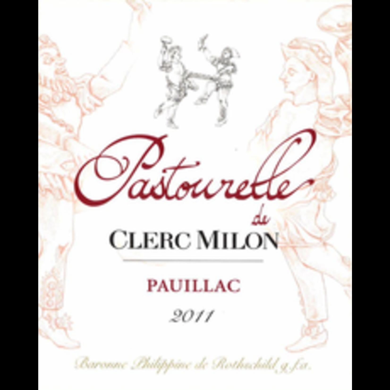 Wine Pastourelle De Clerc Milon 2011