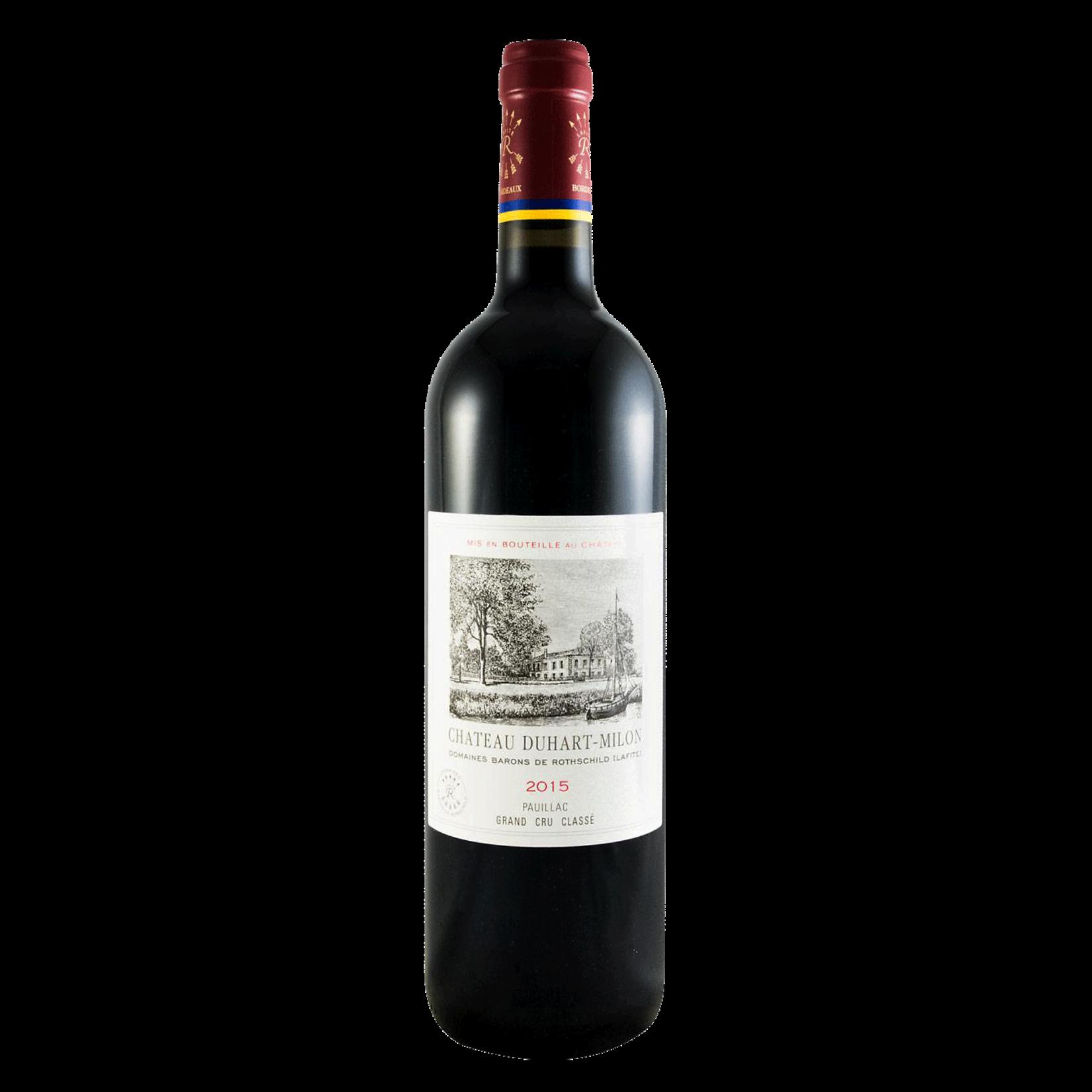 Wine Chateau Duhart Milon  2015