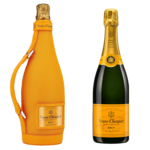 Sparkling Veuve Clicquot, Champagne Brut Yellow Label (Ice Jacket with Handle)