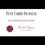 Wine Petit Corbin Despagne Saint-Emilion 2013