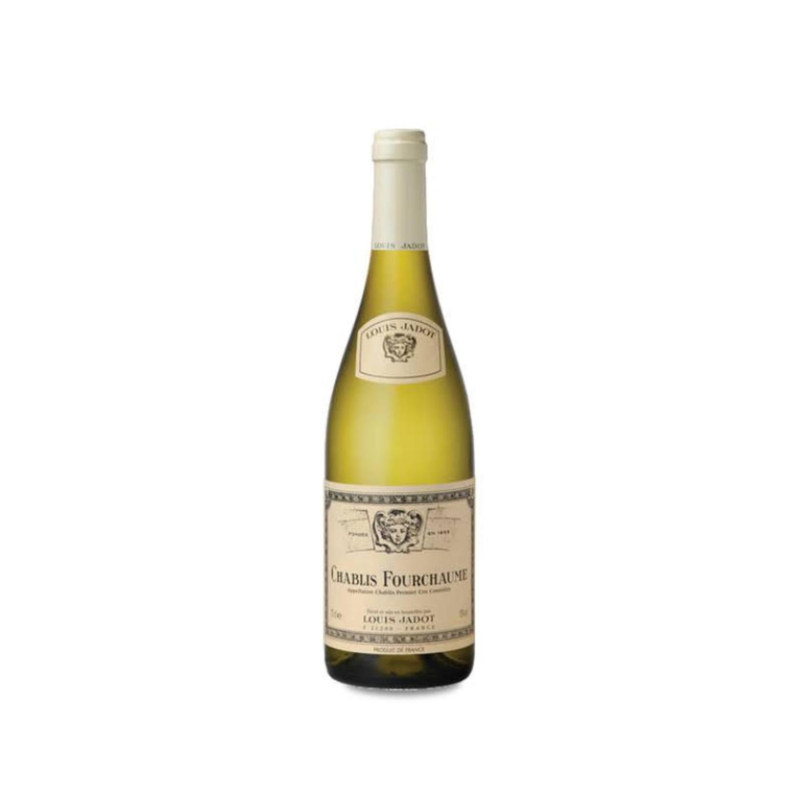 Wine Chablis 1er Cru Fourchaume Louis Jadot 2019